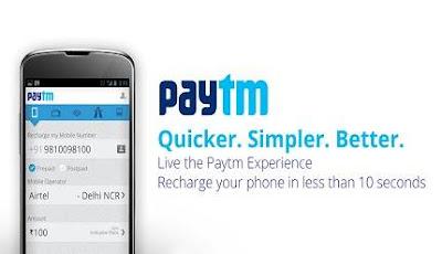 paytm promo codes january 2016