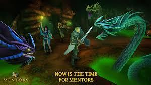 Mentors Turn Based RPG Strategy