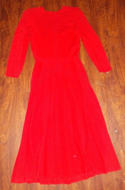 Women's Vintage Marie St Claire Dress