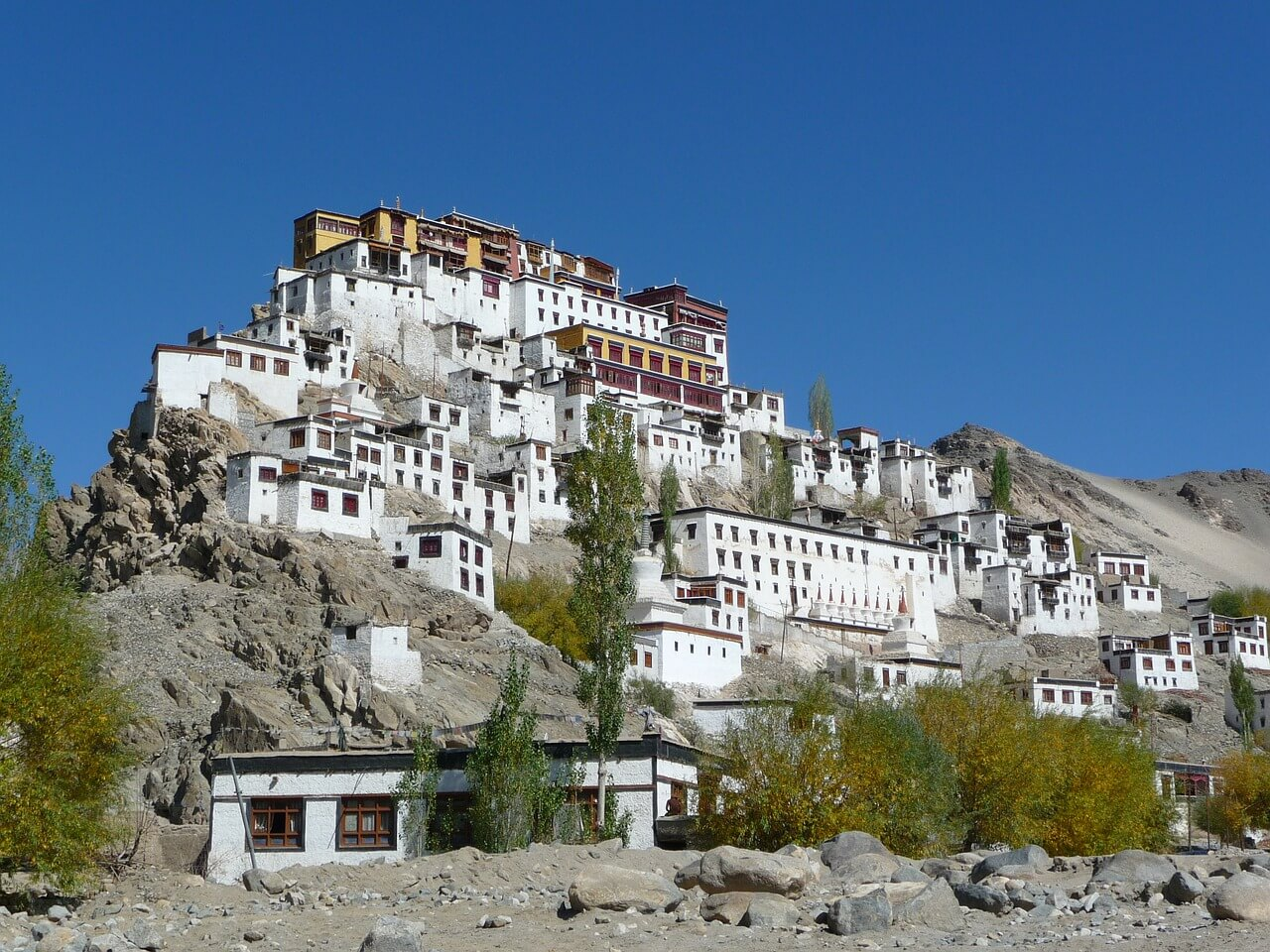 A tour to ladakh from bangladesh