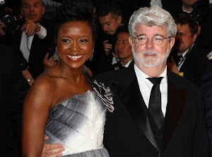George Lucas: The director of Star Wars got married!