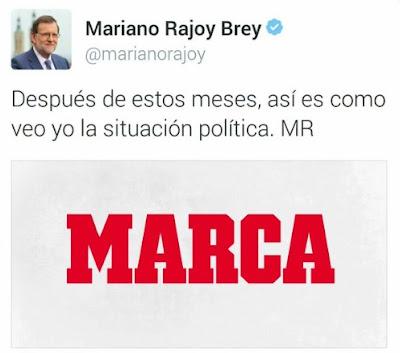 Memes línea roja Rajoy