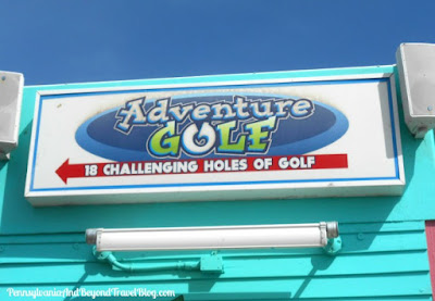 OC Adventure Mini Golf in Ocean City New Jersey