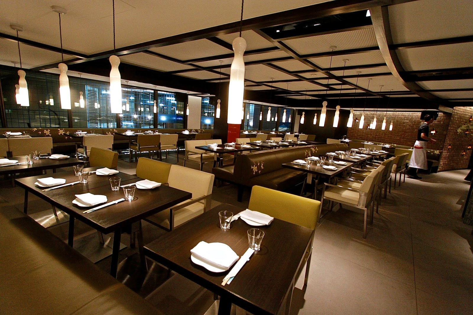 Grey Table And Chairs Ikea Poang Chair Cover The London Foodie: New Yauatcha City -
