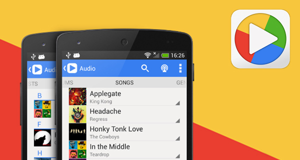 Top 6 best media player app for Android tablet and phone