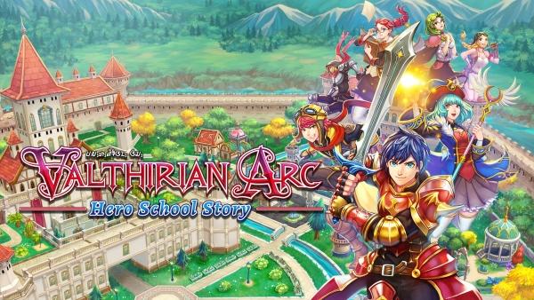 Valthirian Arc Hero School Story - FearLess Cheat Engine