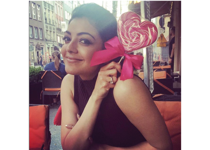 Kajal Aggarwal Favorites