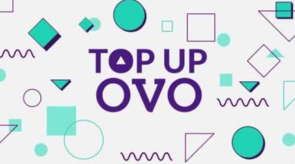 Cara Top Up Saldo OVO Cash