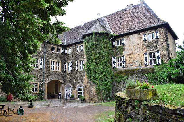 Schloss Wallhausen und Weingut Prinz Salm