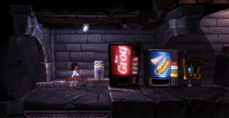 تحميل لعبة The Cave برابط مباشر + تورنت