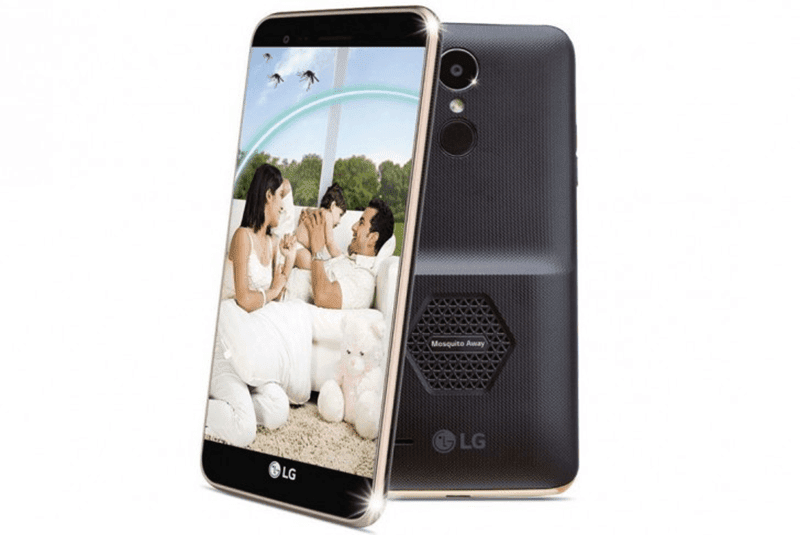 LG Unveiled K7i, A Smartphone With Mosquito Away Technology