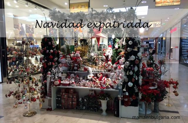 Navidad Expatriada Mamá en Bulgaria