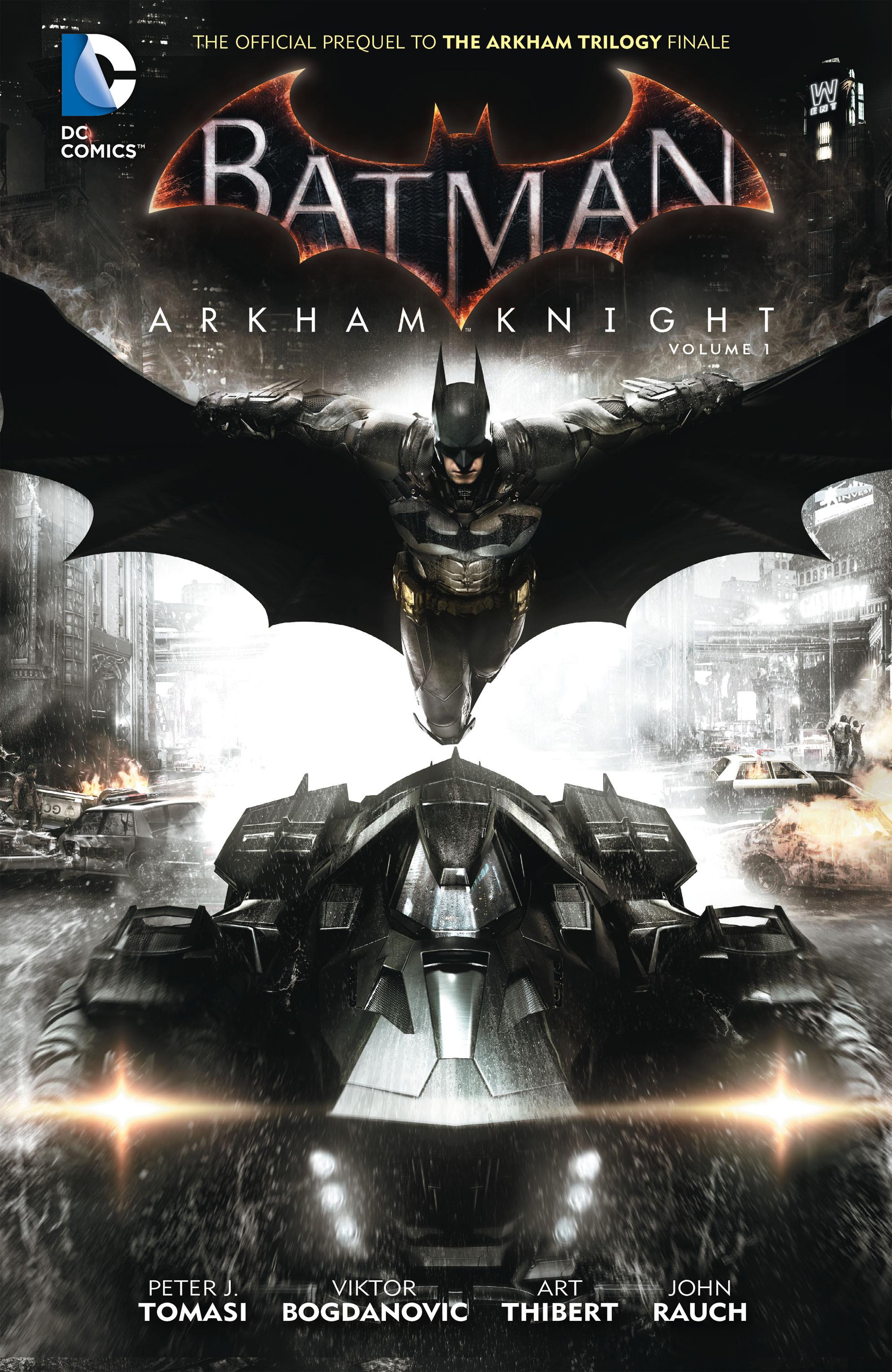 Batman: Arkham Knight [II] _TPB_1 Page 1