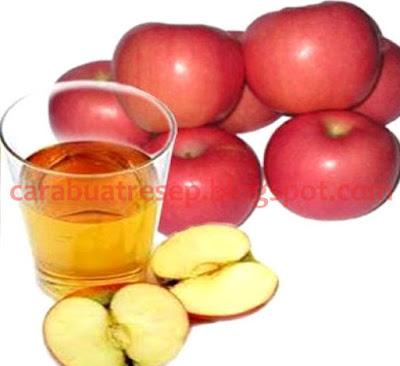 Foto Resep Cuka Apel (Apple Cider Vinegar) Halal Sederhana Buatan Sendiri Ala Rumahan (Homemade) Spesial Asli Enak
