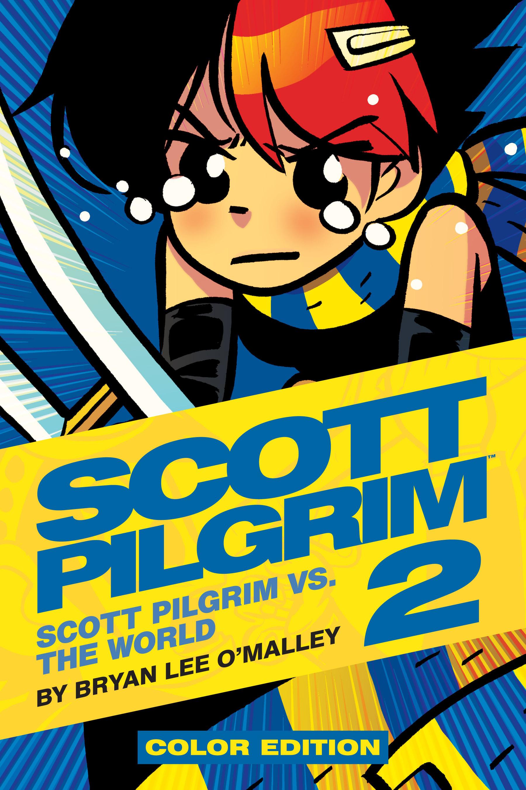 Read online Scott Pilgrim comic -  Issue #2 - 1