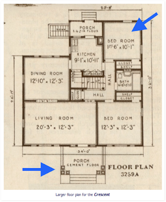 Sears Crescent larger floor plan