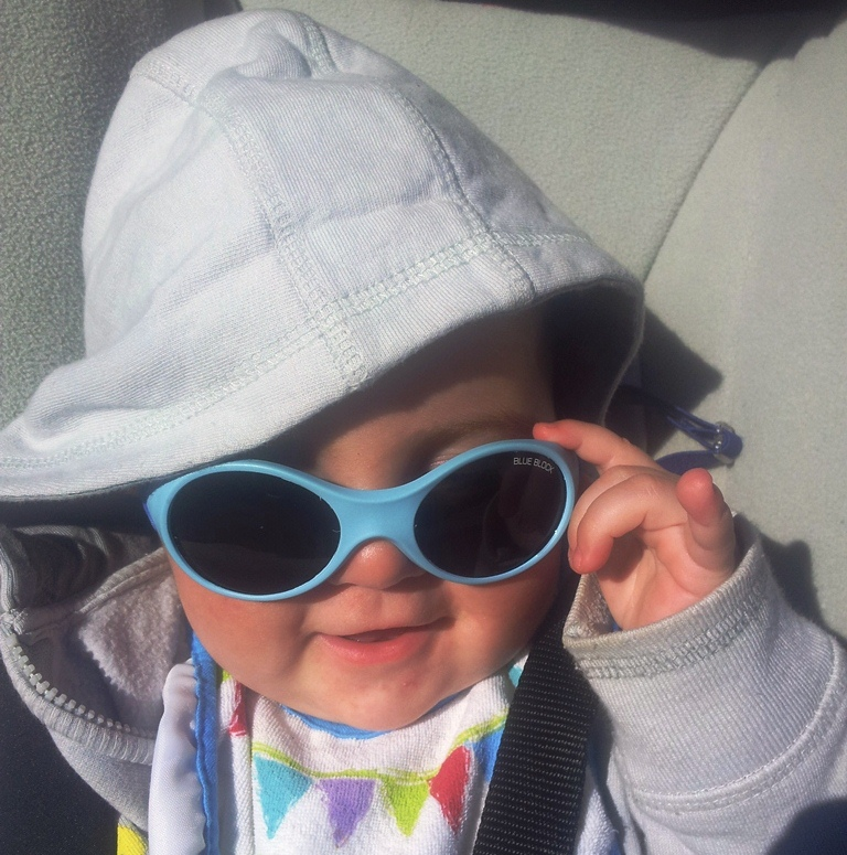 gafas de sol ray ban bebe