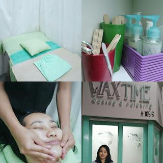 Waxing di Salon Waxtime Review