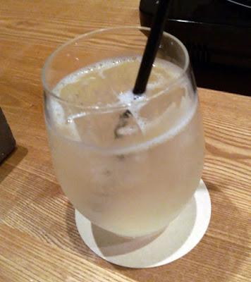 淡路島ミシュラン店 こゝちよ(ここちよ)シロップジュース