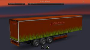 Trailers Pack CinAudio France Import & Transport