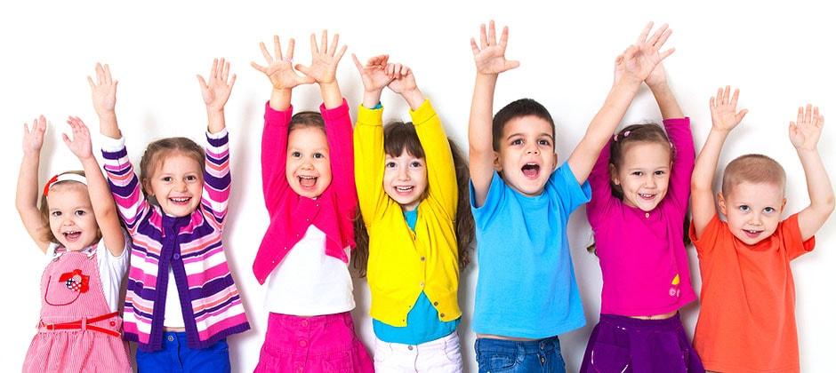 Các dạng hoạt động của trẻ mẫu giáo