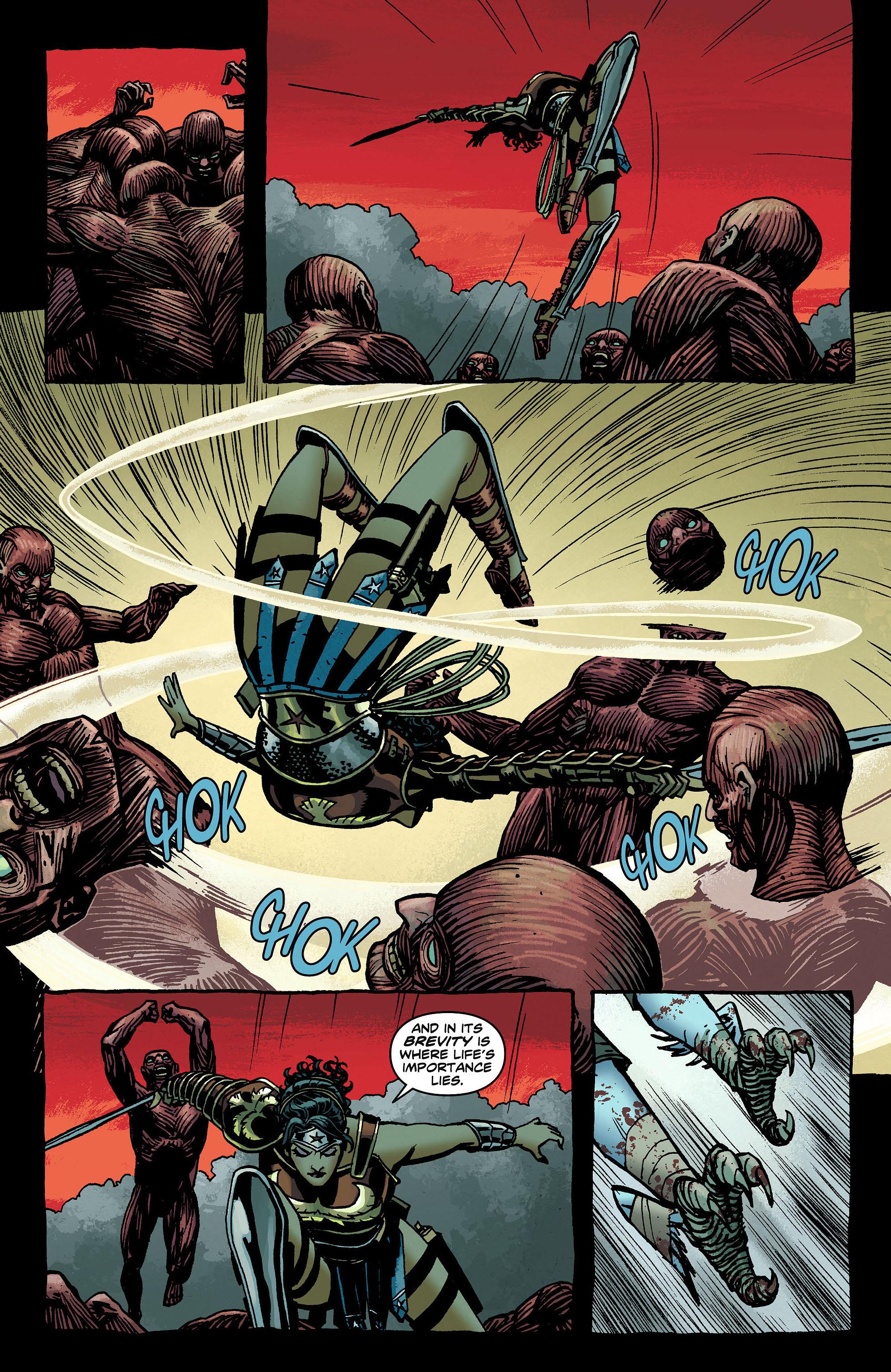 Read online Wonder Woman (2011) comic -  Issue #8 - 13