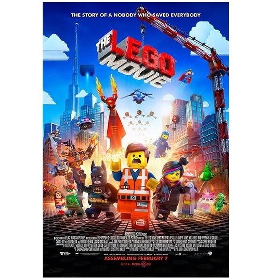 GCSE Media: Year 10: Film Marketing: The Lego Movie