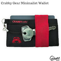 Crabby Gear Minimalist Wallet