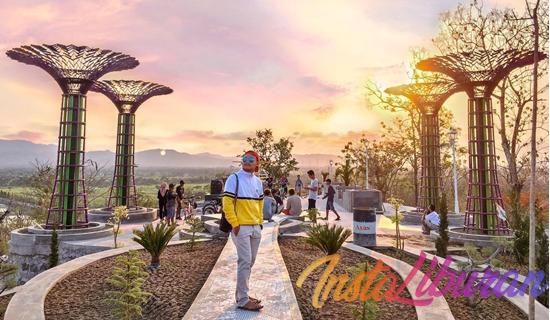 InstaLiburan - Bukit Sidoguro Klaten Yang Sedang Hits