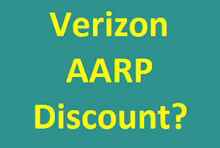 Verizon AARP Discount