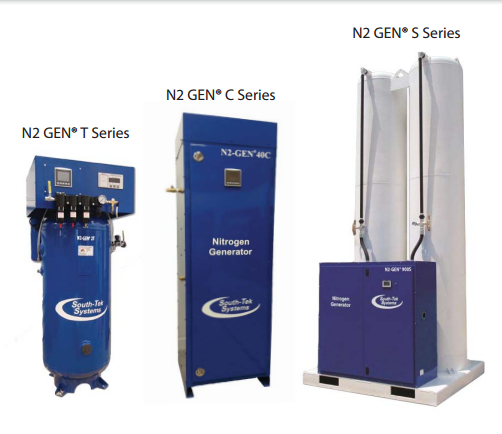 N2-GEN C Series Installation for Fortune 500 Roofing Manufacturing Company | Nitrogen Gas Generators - South-Tek Systems Blog