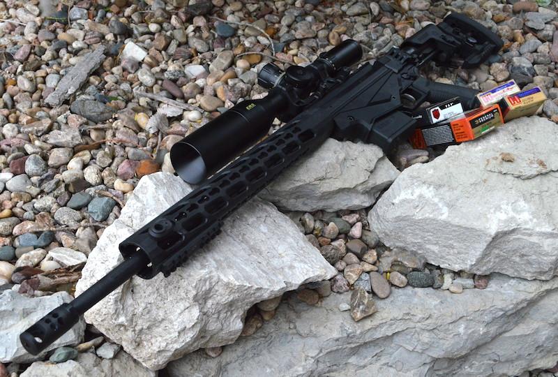 Ruger Precision Rifle  223/5 56 Nato RPR Review