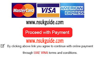 nsuk online payment