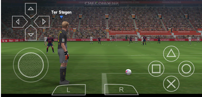 Download Pes 2015 ISO PSP Android