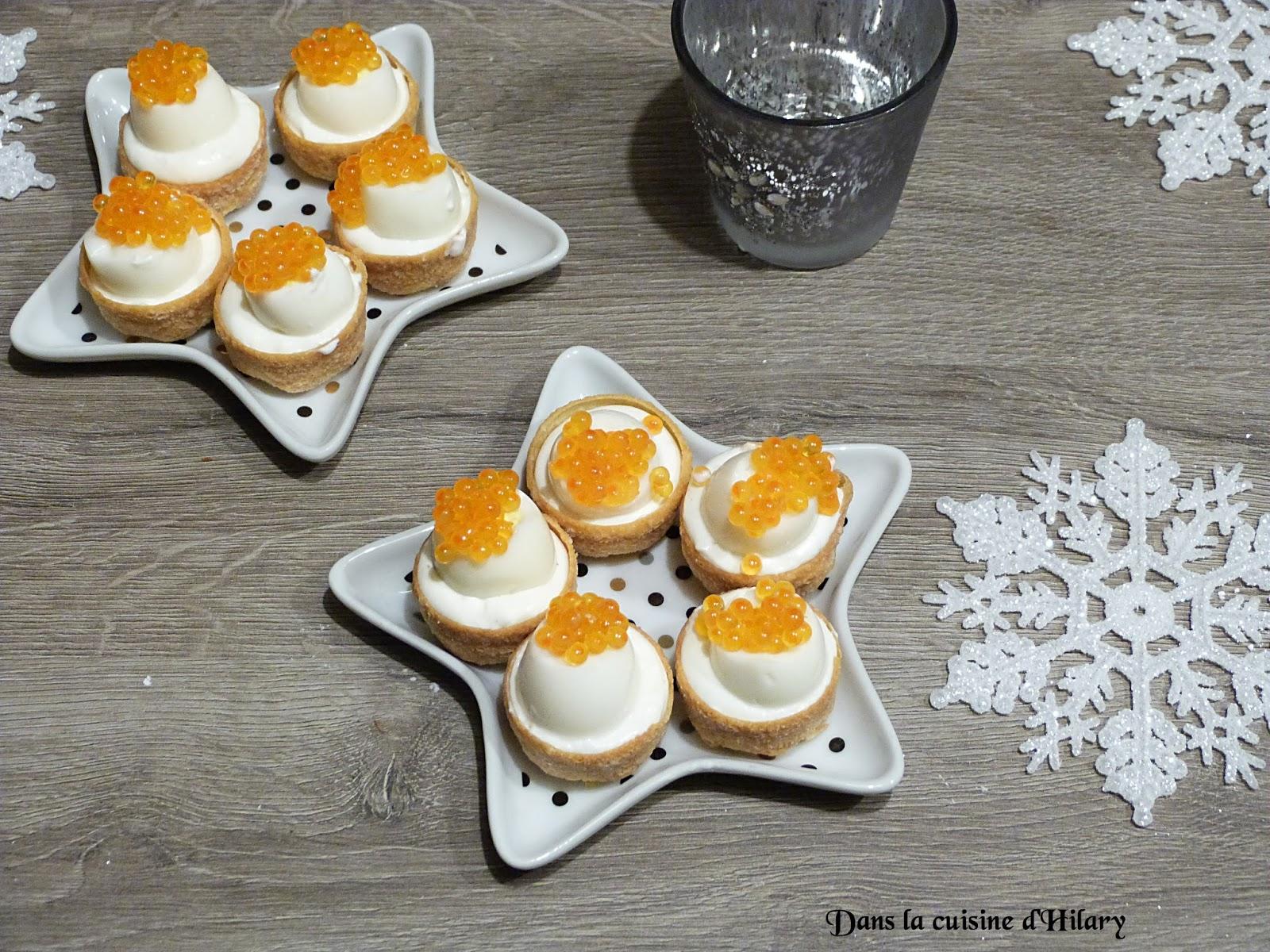 Célèbre Dans la cuisine d'Hilary: Corolles aux oeufs de caille, oeufs de  YL81