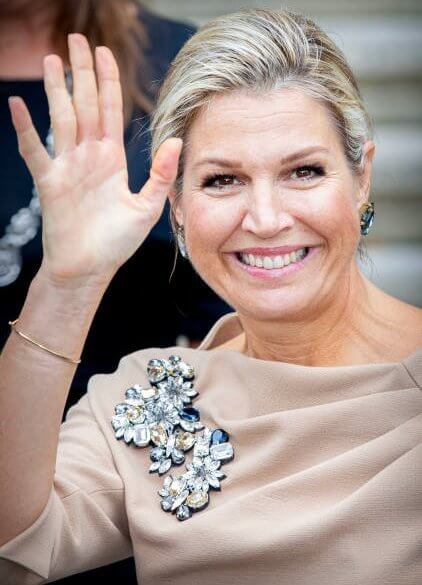 Queen Maxima and Princess Mabel attended the Mental Health and Psychosocial Support Conference