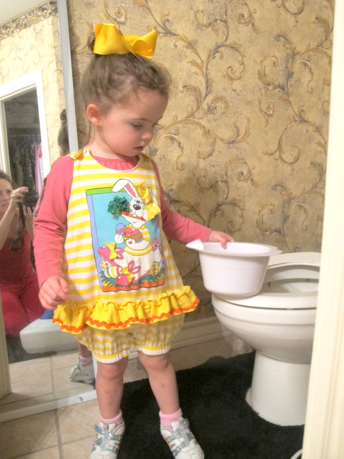 Diana S Delights It S Potty Time