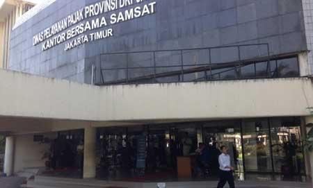 Alamat & Nomor Telepon Kantor Samsat Jakarta Timur