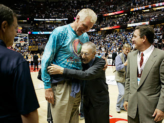 Bill Walton, Coach John Wooden