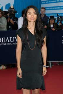 Chloé Zhao. Director of Songs My Brother Taught Me