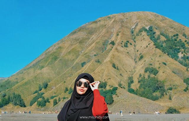 spot foto di taman nasional gunung bromo