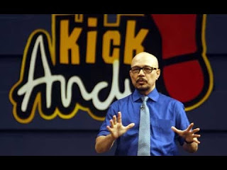 Gambar 1 : Kick Andy _ Profesi yang Mulai Langka
