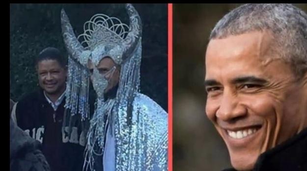 Θέλει ο Ομπάμα να κρυφτεί και η χαρά δεν τον αφήνει
