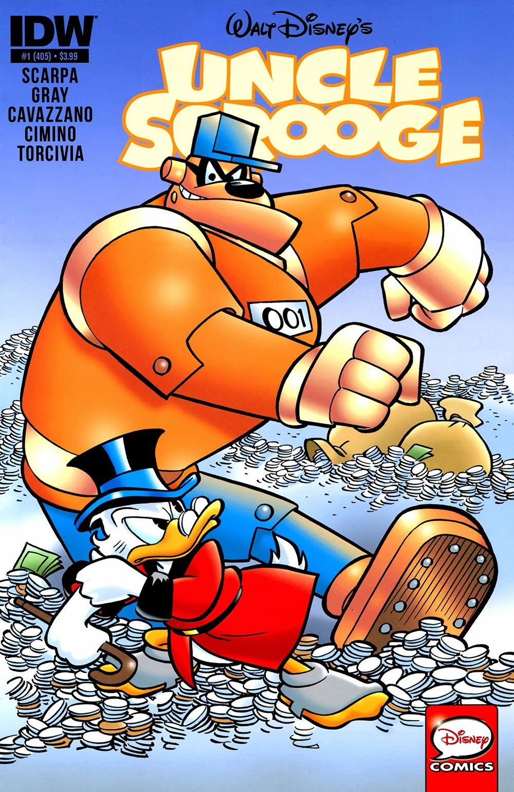 Uncle Scrooge | Viewcomic reading comics online for free  Read