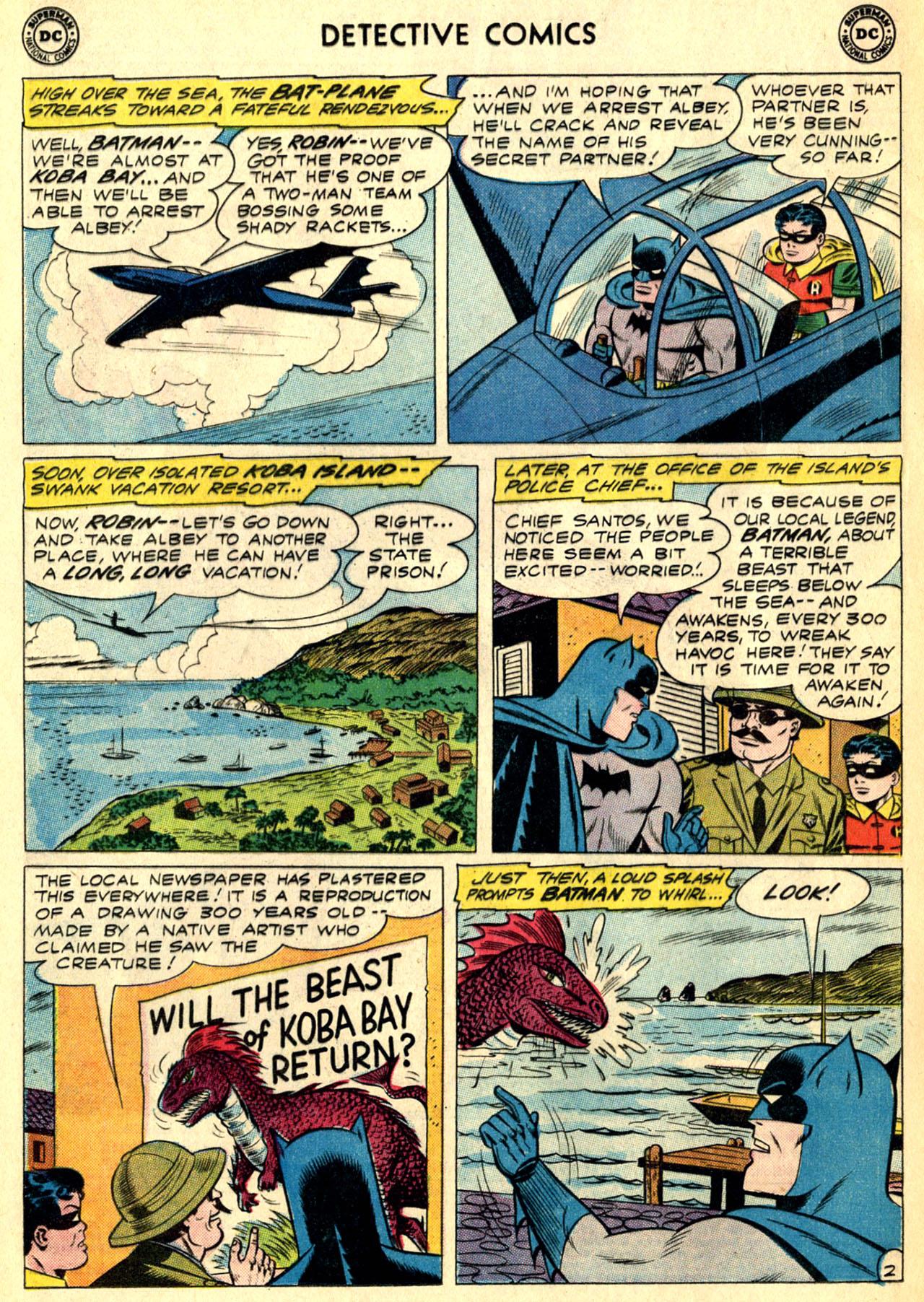 Detective Comics (1937) 297 Page 3