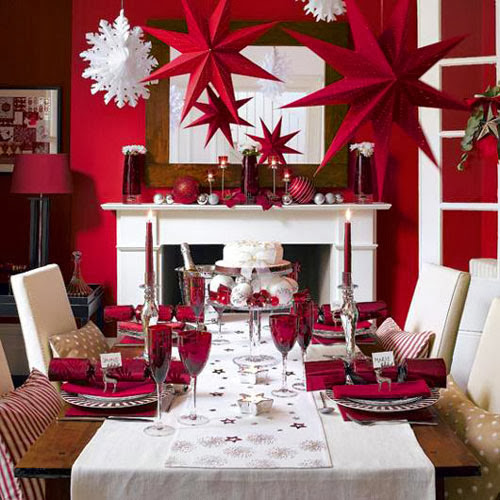 Decoration ideas for the Christmas