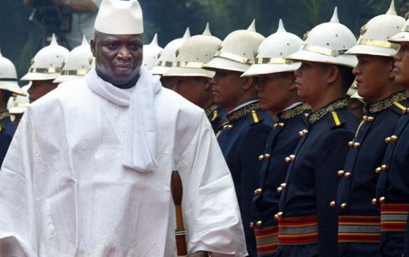 Presiden Gambia Mendeklarasikan Negaranya Menjadi Republik Islam