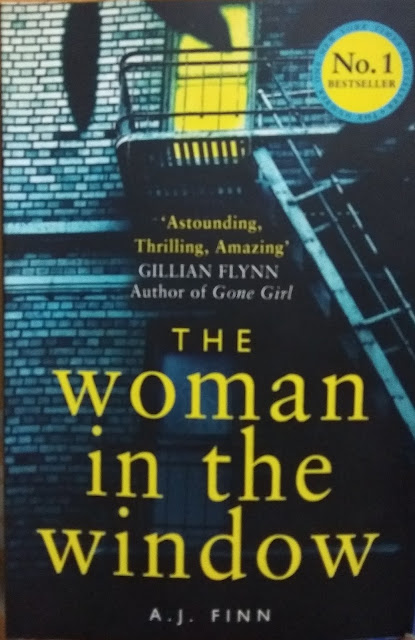 Book Review Of Woman In The Window