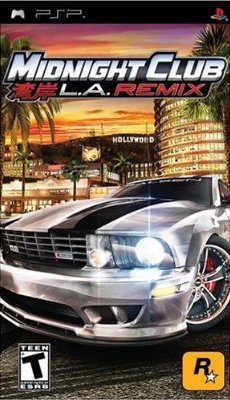 ROMs - Midnight Club LA Remix - PSP Download