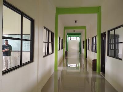 kampung inggris, Gedung Kelas Baru, Gedung Pelangi